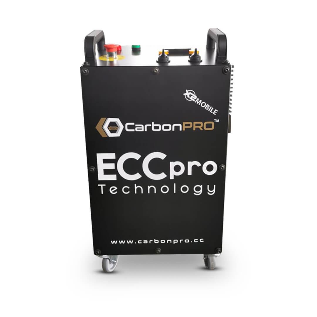 carbon pro x2 front