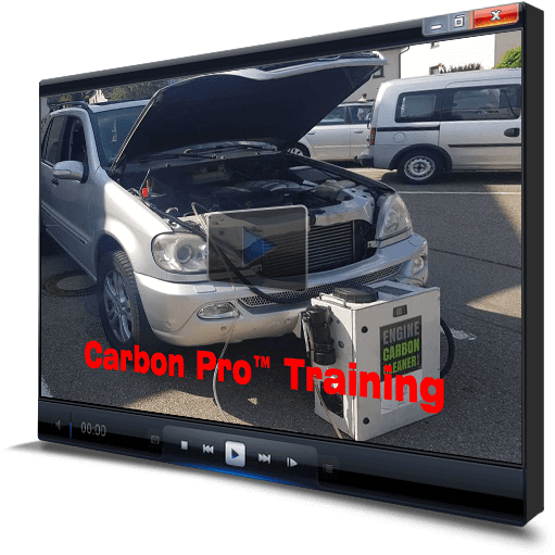 motorreinigung carbon